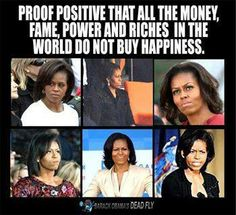 Obama/Mooch...Parasites feeding off all Americans!!!  Why is she sooooo angry????