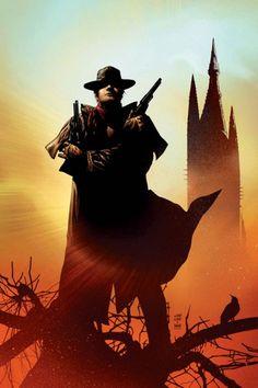 """Aaron Paul posible protagonista de """"La Torre Oscura"""", adaptación de la novela de Stephen King"""