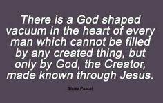 Pascal, seorang yang jenius, terbukti dengan penemuannya akan kalkulator sederhana diusianya yang muda, diikuti dengan teori probabilitas, geometri proyektif, metode ilmiah dan lain-lain. Pascal sadar semuanya bukan karena dia sendiri dan tidak menyombongkan diri. Pascal malah sadar bahwa ia membutuhkan Tuhannya dalam setiap aspek kehidupannya. Statement Pascal bahwa Dialah satu-satunya yang ia butuhkan, untuk mengisi hatinya, bukan kesombongan dari dunia, merupakan hal yang patut dicontoh.