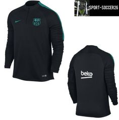 NEW Light sweaters Barcelona Men¨s Squad Drill Top Soccer -Dri-FIT  technology 37da3514aa661