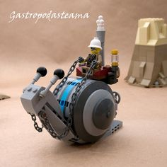 """Steam Snail"" by ted @ndes: Pimped from Flickr"