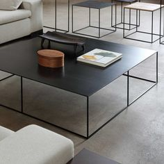 Slim Irony Small Coffee Table - Shop Zeus online at Artemest