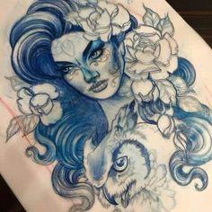 Desenho Katrina