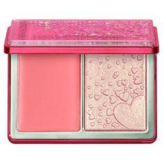 Natasha Denona Love Cheek Duo Cream Blush & Highlighter | Beautylish Charlotte Tilbury Sephora, Pillow Talk Lipstick, Glow Palette, Eyeshadow Palette, Neutral Eyeshadow, Lip Hydration, Cream Blush, Lip Liner, Fragrance