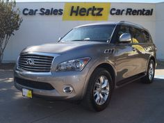 HOT DEAL OF THE DAY: 2014 Infiniti QX80