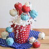 I love cake pops!