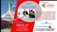 Oportunidad única en #Barquisimeto  #Coaching @accionpelexito Programa de Certificación Internacional en Liderazgo y Coach ¡Hazte un #Líder-Coach! (120 horas académicas, más 20 horas de práctica extra aula)  Comienza el 27 de junio en la ciudad de #Barquisimeto #Coach David Gálvez 0414-3559307 0416-6550405 email: infoacciondg@gmail.com web: www.accionparaelexitofp.com