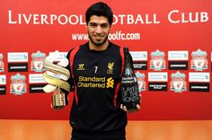 Liverpool Player of The Year