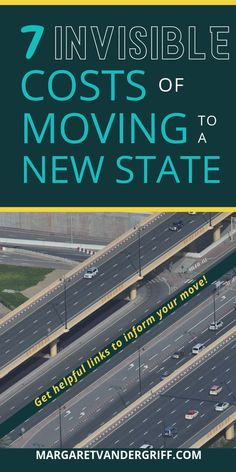 7 Sneaky Costs of Moving to a New State - Margaret Vandergriff Moving House Tips, Moving Costs, Moving Day, Moving Tips, Moving Hacks, Best Places To Move, Country Girl Quotes, Girl Sayings, Moving To Another State
