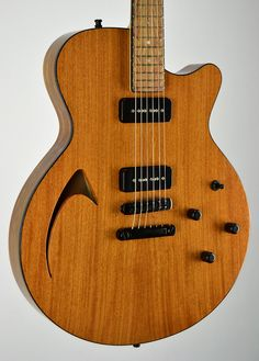 XXL - Quite the beauty. With P90 pickups (my favorite), no less.