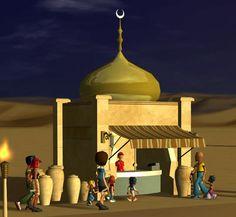 Arabian Days