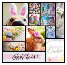 """""""happy easter...<3"""" by heartandsoul ❤ liked on Polyvore featuring art"""
