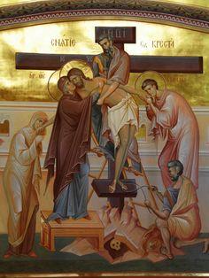 Religious Images, Religious Icons, Religious Art, Raphael Angel, Archangel Raphael, Byzantine Icons, Byzantine Art, Life Of Christ, Christmas Icons