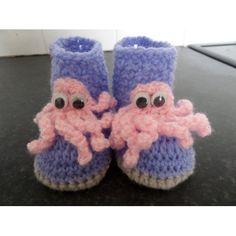 octopus booties