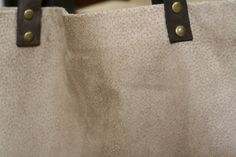 Your everyday leather tote bag