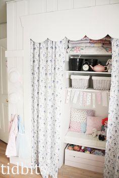 Remove closet doors