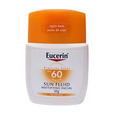 Sun Fluid Mattifying Protetor Solar Facial FPS 60