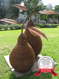 The OREsome Garden - Handcrafted Metal Sculptures - Home