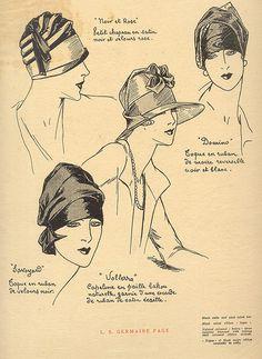 Jazz Age Hats