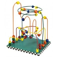 Misc. Learning Toys: CPS Mini Rollercoaster