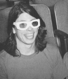 Dave Grohl...what a pup!