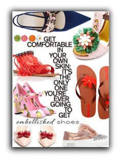 """""""#embellishedshoes"""" by dominique-boiche ❤ liked on Polyvore featuring IPANEMA, Dolce&Gabbana, Miu Miu, Gucci, polyvorecommunity, polyvoreeditorial, embellishedshoes, polyvoreset and BYSISKA2017"""