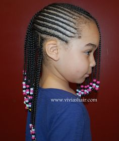 I Love These Braids Except Would Prefer Them A Little Larger For My Baby Hairstyleskid