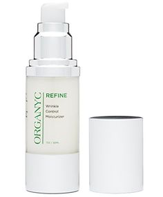 Organyc AntiWrinkle Moisturizer Improves Fine Lines Retinol Vitamins C And E CoQ10 A Botoxlike Peptide And A Collagen Booster Restore Moisture Repair UV Damage And Fight Oxidative Stress *** You can find more details by visiting the image link.