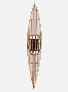 Available in kit form, the O Six Hundred Kayak is built from futuristic materials to a year old design and can be put together with your bare hands. Deco Paint, Restaurant Lighting, Style Deco, Installation Art, Hanging Chair, Sculpture Art, Kayaking, Modern Art, Wall Decor