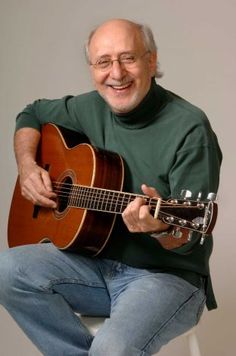 Peter Yarrow, of Peter, Paul & Mary, is among performers who will participate in A Family Concert of Caring, Healing and Togetherness, on Sunday, Feb. 10, at The Ridgefield Playhouse. Tickets, which are free, will be available on a first-come, first-served basis at the Playhouse on Wednesday, Feb. 6. Photo: Contributed Photo