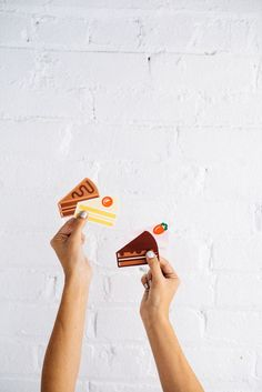 Mini Cake Banner Pri
