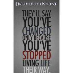 #change #Inspiration #selfhelp #hope  #quote #nofilter  #livelife #liveyourlife #liveyours #learnlife #justbeyou