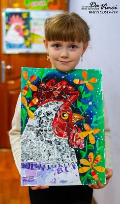 Kids Art Class, Art Lessons For Kids, Art For Kids, Primary School Art, Elementary Art, Painting For Kids, Drawing For Kids, Recycled Magazine Crafts, Elderly Crafts