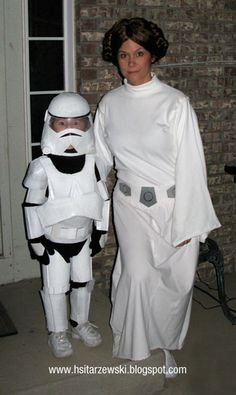 A bunch of links to how to make Star Wars related halloween costumes /accessories  sc 1 st  Pinterest & Kidu0027s Stormtrooper Costume | Pinterest | Storm trooper costume ...