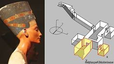 What lies beneath? | The Economist A tantalising clue to the location of a long-sought pharaonic tomb
