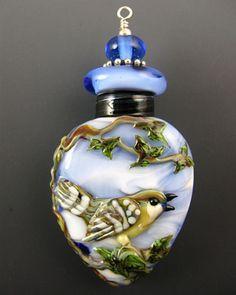 Kerri Fuhr - Fine Handcrafted Glass Lampwork Beads
