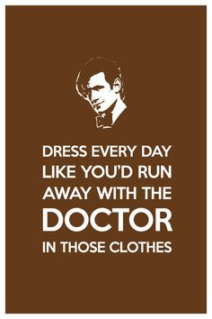 Doctor Who, Matt Smith....
