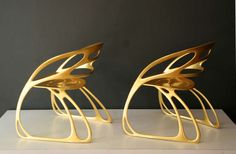 Butterfly Chairs by Santo and Jean Ya at 1stdibs
