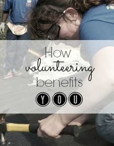benefit volunteering essay Here are five surprising benefits of volunteering: 1 volunteering time makes you feel like you have more time.