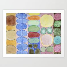 Bongo Art Print by heidicapitaine Kids Rugs, Art Prints, Contemporary, Home Decor, Printing, Art Impressions, Decoration Home, Kid Friendly Rugs, Room Decor