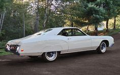 1970 Buick Riviera Hardtop Maintenance of old vehicles: the material for new cogs/casters/gears/pads could be cast polyamide which I (Cast polyamide) can produce