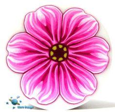 Pink flower cane | Flickr - Photo Sharing!
