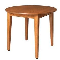 Dining Table Online, Round Dining Table, Amish Furniture, Craftsman, Hardwood, Studios, Cherry, Range, Contemporary