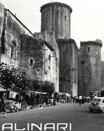 Il castello di Fondi, Latina