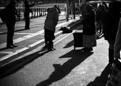 Street Scenes in LIege