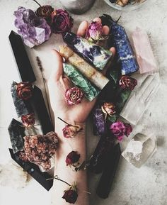 Divine Magic 101: My Must-Have Tools For Creating Mystically Luxe Goddess Rituals — HELLA✨NAMASTE