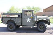 Dodge: Power Wagon M 37