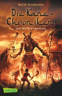 Die Kane-Chroniken 1 - Die rote Pyramide von Rick Riordan - Ins Museum? An Heiligabend? Bescheuerte Idee, findet Sadie