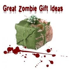 Looking for the perfect unique zombie gift for that special zombie fan in your life?