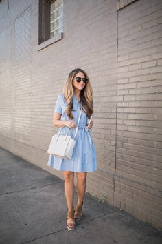 27 Ideas style preppy casual kate spade for 2019 Summer Dress Outfits, New Outfits, Spring Outfits, Trendy Outfits, Trendy Fashion, Spring Fashion, Trendy Style, Dress Summer, Spring Dresses